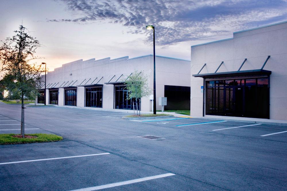 harris trade center